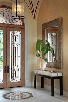 Entry Photos Foyer Design, Pictures, Remodel, Decor and Ideas - page 6