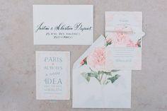 L´Amour Hochzeitseinladung Bild: Schwede Photo Design Calligraphie: 101Living #bonjourpaper #wedding invite #hochzeitseinladung #art nouveau #vintage