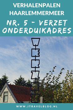 Deze keer laat ik je kennismaken met de vijfde verhalenpaal: nr. 5 - VERZET / Onderduikadres. Deze verhalenpaal staat tussen Hoofddorp en Nieuw Vennep aan de Rijnlanderweg. In deze en 19 andere blogs neem ik je mee langs de 20 verhalenpalen in de gemeente Haarlemmermeer. Fiets je mee? #verhalenpalen #haarlemmermeer #fietsen #jtravel #jtravelblog