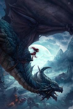 The Dragons of Ordinary Farm by kerembeyit on DeviantArt