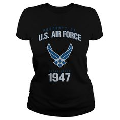 U.S. Air Force,  Property Of