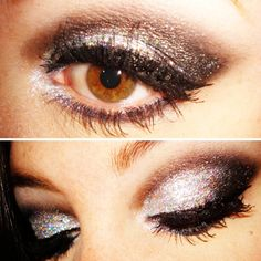 Pure glitter! http://www.makeupbee.com/look.php?look_id=63509