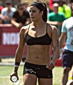 Top 20 Fittest Bodies of Crossfit 2014 - Jackie Perez