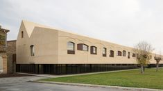 Image result for Psychiatric Center – Refurbishment & Extension by Vaillo+Irigaray Architects, Galar, Vélaz