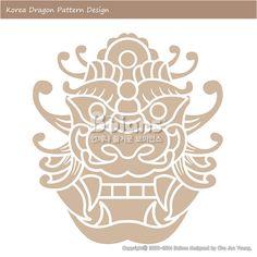 한국의 용 문양 패턴디자인. 한국 전통문양 패턴 디자인 시리즈. (BPTD010032) Korea Dragon Pattern Design. Korean traditional Pattern Design Series. Copyrightⓒ2000-2014 Boians.com designed by Cho Joo Young.