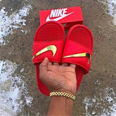 Top 10 Custom Flip-Flops - Page 3 of 10 - WassupKicks Moda Sneakers, Sneakers Mode, Sneakers Fashion, Shoes Sneakers, Fashion Outfits, Nike Fashion, Shoes Sandals, Sneakers Design, Fashion Trends