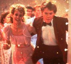 Outro filme que se passa em uma pequena cidade conservada é Footloose - Ritmo Louco, lançado em 1984... - Divulgação