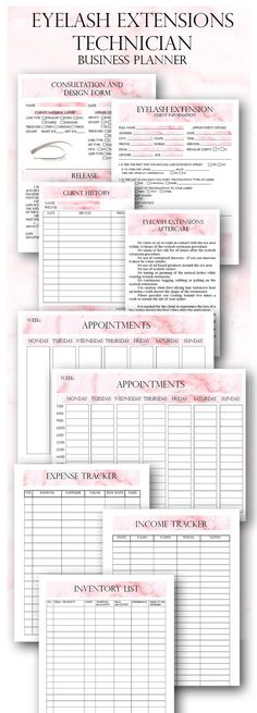 Excited to share the latest addition to my #etsy shop: Pink Eyelash Extension Client Forms, Printable Client Information Form, Eyelash Consultation Form, Client Eyelash Design #pink #white #eyelashextensions #eyelashtech #beautysalonforms #eyelashforms #eyelashbusiness http://etsy.me/2msPO7I
