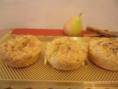 Cumino e Cardamomo: Sbricioline con confetture di prugne e mele