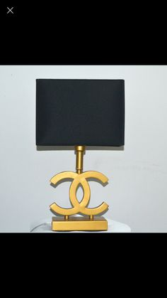 All Lit Up , This Chanel Lamp Will Make Any Room