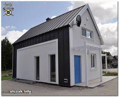 Architekt Maciej Olczak - ekskluzywne domki wakacyjne