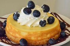 Lovely cheesecake from Gourmet Girls Go Gluten Free, a Tucson bakery/restaurant.