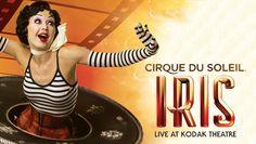 IRIS: A Journey Through the World of Cinema @ Kodak Theatre at Hollywood & Highland Center (Hollywood, CA)