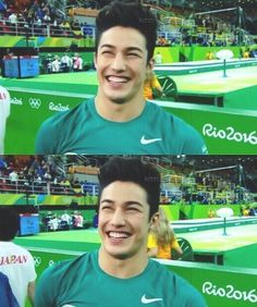 That smile !!!!! Arthur Nory