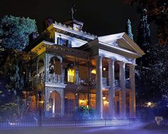 The story behind the recent updates to Disneyland's Haunted Mansion