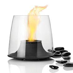 Fuego Bio Firelight by Holmbäck Nordentoft for Stelton