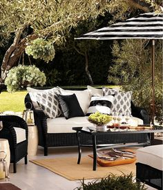 10 Favourite Outdoor Rooms