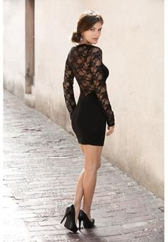 Body Central. Puts a twist on blackless dresses  $19.80