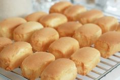 copycat homemade twinkies. Since Hostess is calling it quits I better keep this for later.