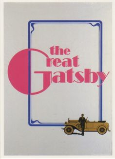 NL-383018 The Great Gatsby bookcover to USA by Gnoe's Postcrossing, via Flickr