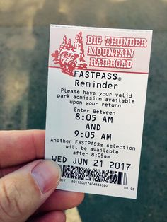 A FASTPASS Guide for Disneyland and California Adventure, Digital FASTPASS & MaxPass | Disneyland Daily