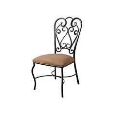 Shop for Magnolia Moccasin Suede Dining Side Chair. Get free shipping at Overstock.com - Your Online Furniture Outlet Store! Get 5% in rewards with Club O!