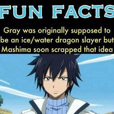 WHAT THE HELL. He would have been amazing. My poor Gray. Oh the joys of fan characters then...
