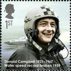 Donald Campbell. A very brave man.