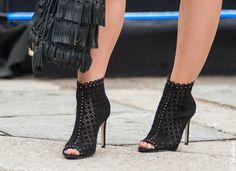 Toronto Fashion Week Street Style Shoes - Fall 2015 - Top 5 Styles