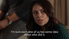 """S7 Ep1 """"Tick-Tock, Bitches"""" - Who do you think? #SaveHanna #PLL"""