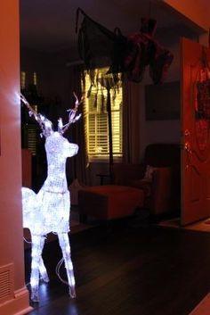 Harry potter party decoration idea - dementor and patronus