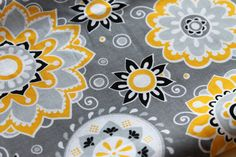 Floral Fabric, Brother Sister Studio,