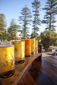 Craft beers north of the bridge a 4 Pines Brewing Company in Manly Time Out, Brewing Company, Moscow Mule Mugs, Craft Beer, Bridge, Tasty, Tableware, Crafts, Dinnerware