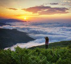 Beautiful Iran: Filband Highland; Babol, Mazandaran Province, Iran (Persian: ارتفاعت فیلبند، مازندران) Photo by: M. Esfandiar