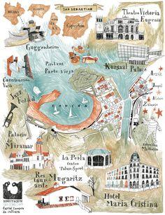 Donostia - San Sebastian / Capitale Européenne de la Culture 2016