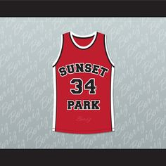 "Guy Torry Boo Man 34 Sunset Park Basketball Jersey Stitch Sewn. SHIPPING TIME IS ABOUT 3-5 weeksI HAVE ALL SIZES and can change Name and #(Width of your Chest)+(Width of your Back)+ 4 to 6 inches to account for space for a loose fit.Example: 18"" wide chest plus 18"" wide back plus 4"" of space, would be a size 40"".Please consider ordering a larger size, if you plan to wear protective sports equipment under the jersey.size chart chest:XS 30""-32"" Chest Measurement (76-81 cm)S 34""-36"" Chest…"