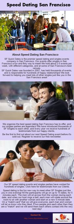 Speed dating in san francisco