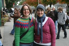 What is a Rhinebeck sweater?