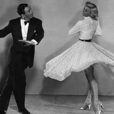 Doris Day and Ray Bolger Swing and Sway, April in Paris, 1952