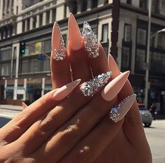 Look at these claws! Perfffff for the summer
