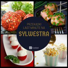 1) Ziołowe kulki serowe  http://cooklet.com/pl/przepis/8159/ziolowe-kulki-serowe  2) Łososiowe lizaki  http://cooklet.com/pl/przepis/1556/lososiowe-lizaki  3) Koreczki kibica http://cooklet.com/pl/przepis/3340/koreczki-kibica  4) Szybki karmelowy popcorn  http://cooklet.com/pl/przepis/8840/szybki-karmelowy-popcorn-na-jesienna-chandre