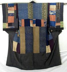 boro kimono. Via Ichiroya