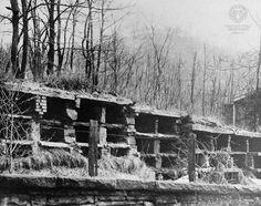 Vault's-Iron Mummies Haunt These Hills | Archiving Wheeling on Rock Point Rd.