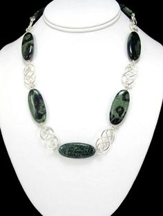 Celtic Knot and Kababa Necklace | byBrendaElaine - Jewelry on ArtFire