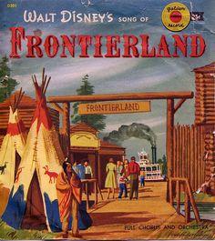 Walt Disney Frontierland - Letterology