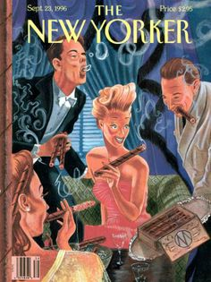 M. Scott Miller | The New Yorker Covers