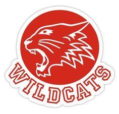 Wildcats (High School Musical) Sticker
