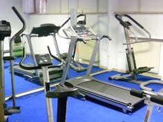 In Palestra potrai correre sul tapisroulant fare ginnastica e pesistica per liberati dello stresso che hai accumulato