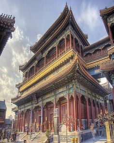 Lama Temple - Beijing - China