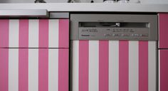 Le Masking Tape rhabille vos meubles de cuisine